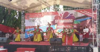 Mantap! MNC Play Dukung Kreativitas Anak Muda di Semarang Youth Festival 2017