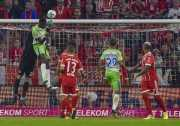 Sundulan Didavi Berbuah Gol, Wolfsburg Samakan Kedudukan Kontra Bayern