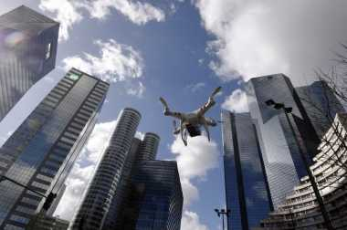 Unik! Drone di AS Bisa Bantu Klaim Asuransi Rumah Lho