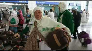 Terungkap! Problem Pulang Haji, Koper Masih Saja Kelebihan Beban