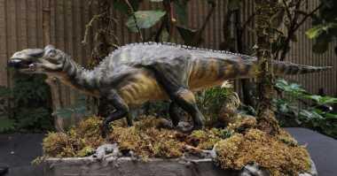 Peneliti Temukan Camilan Dinosaurus Herbivora, Apa Itu?