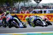 6 <i>Race</i> Terakhir, Valentino Rossi Selalu Takluk dari Maverick Vinales