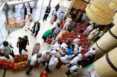 Operasional Haji Daker Makkah Akan Berakhir Seiring 11 Pemberangkatan ke Madinah Besok