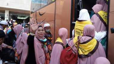 Terakhir Diberangkatkan, Jamaah Ujung Pandang di Makkah Kini Menuju Madinah