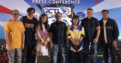 Sambut HUT ke-30, Pemirsa Bisa Nostalgia Lewat RCTI Fest