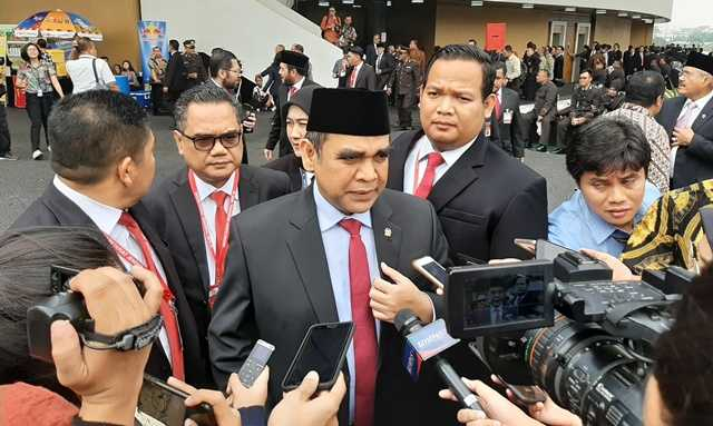 Prabowo Tak Hadir di Sidang Tahunan, Ini Penjelasan Gerindra