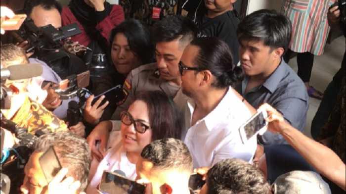 Nunung Didakwa 3 Pasal Atas Penyalahgunaan Sabu