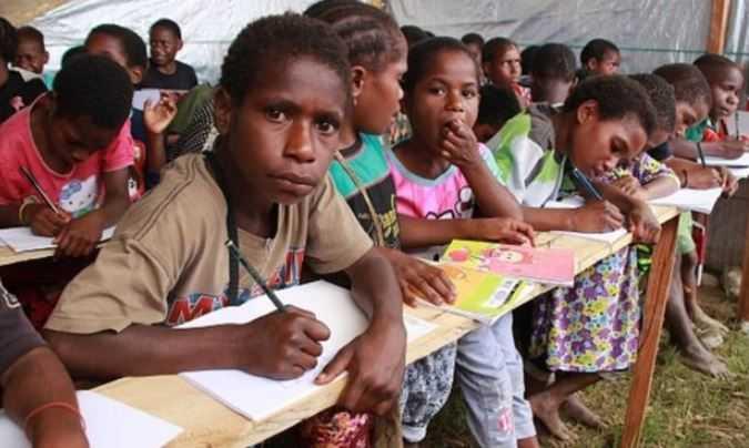 Sekolah di Wamena Fokus Pemulihan Trauma Siswa Pasca-Kerusuhan