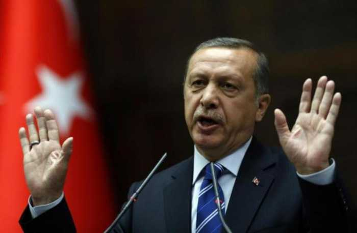 Erdogan: Turki Tidak Akan Umumkan Gencatan Senjata di Utara Suriah