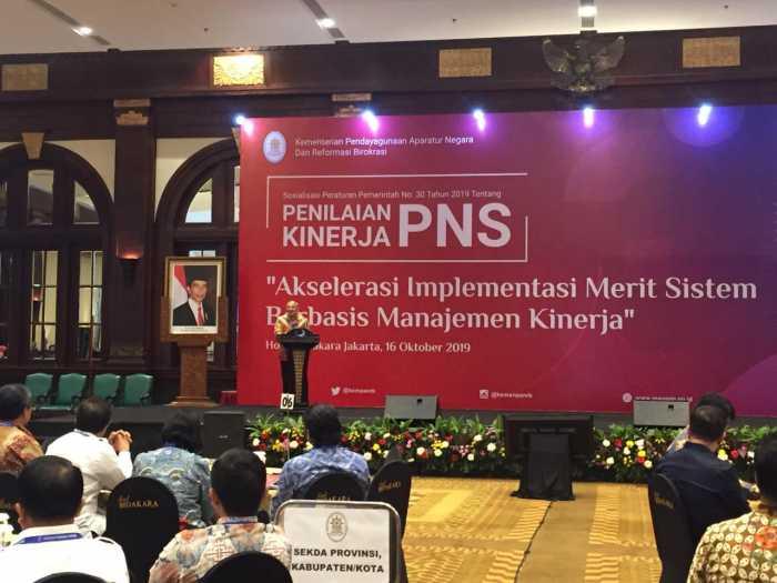 Pendaftaran CPNS 2019, Kini Peserta Tak Perlu Jauh-Jauh ke Jakarta