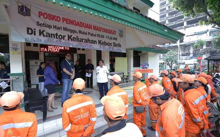 MNC Life Edukasi Manfaat Asuransi pada Pasukan Orange