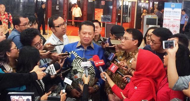 Bamsoet: Jokowi Ingin Pelantikan Dilaksanakan Sederhana dan Khidmat
