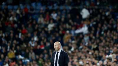 Tandang ke Eibar, Zidane Tak Ingin Madrid Lengah