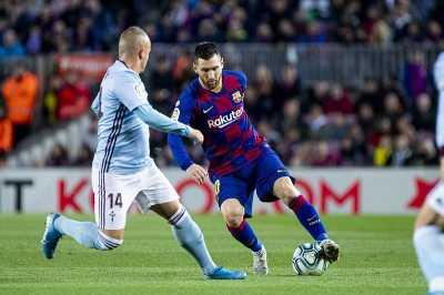 Messi Hattrick, Barcelona Tumbangkan Celta Vigo 4-1