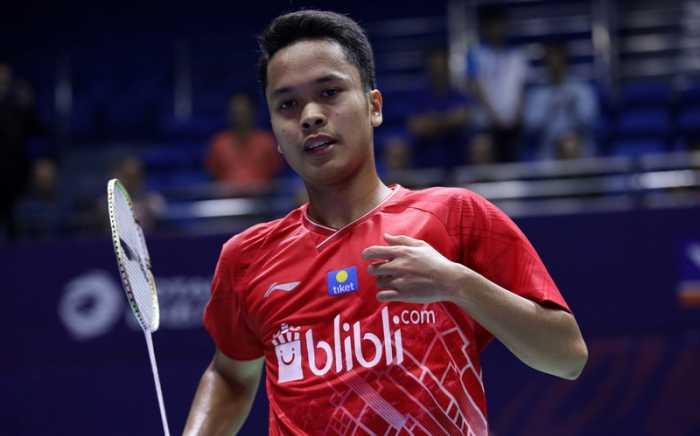 Hasil Undian Wakil Indonesia di Hong Kong Open 2019
