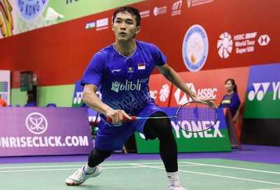 Jonatan Siap Hadapi Prannoy di Babak Kedua Hong Kong Open 2019