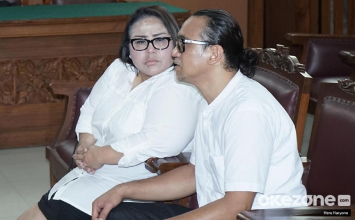 Nunung Kecewa Dihukum 1,5 Tahun Rehabilitasi