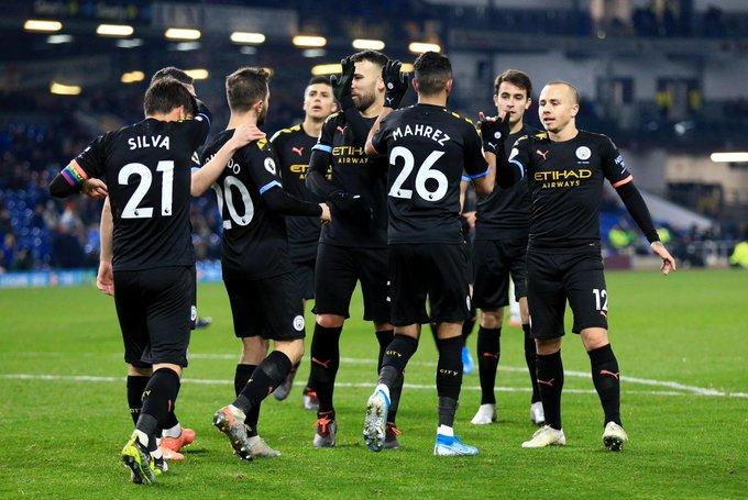 Hajar Burnley 4-1, Guardiola Puji Penampilan Man City