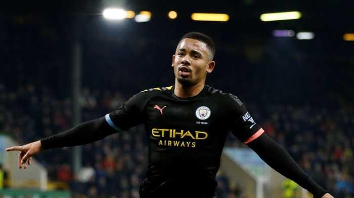 Man City Tumbangkan Burnley 4-1, Gabriel Jesus: Ini Kemenangan Penting untuk Kami