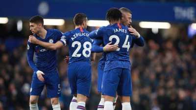 Chelsea Cukur Burnley 3-0 di Stamford Bridge