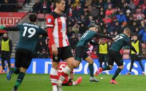 Southampton vs Burnley, The Clarets Curi Poin Penuh di Saint Mary