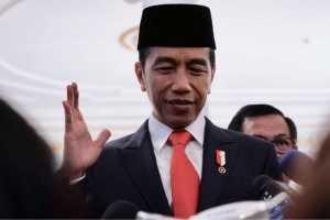 Presiden Jokowi Hadiri Sidang Laporan Tahunan Mahkamah Agung