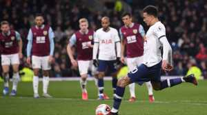 Burnley vs Tottenham, The Lyliwhites Cuma Bisa Curi Satu Poin