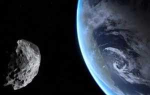 Asteroid Raksasa Melintas Dekat Bumi Pekan Depan