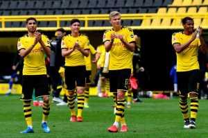 Dortmund Lega Tampil Apik dalam Comeback Bundesliga