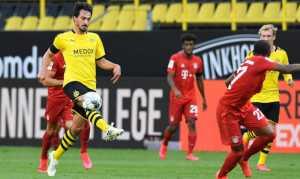 Dortmund vs Bayern, Hummels Sesalkan Banyaknya Peluang Terbuang