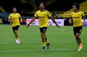 Dortmund vs Hertha Berlin, Die Borussen Susah Payah Raih Tiga Poin