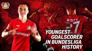 Bayer Leverkusen vs Bayern Munich: Gol Florian Wirtz Pecahkan Rekor Baru di Bundesliga
