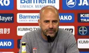 Bayer Leverkusen vs Bayern Munich, Peter Bosz Akui Timnya Pantas Kalah 2-4