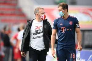 Leverkusen vs Bayern, Flick Puas dengan Performa Goretzka