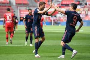 Tampil Apik saat Hadapi Leverkusen, Muller dan Lewandowski Absen di Laga Bayern Berikutnya