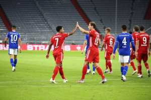 Sukses Besar di Laga Perdana, Bayern Munich Bantai Schalke 8-0