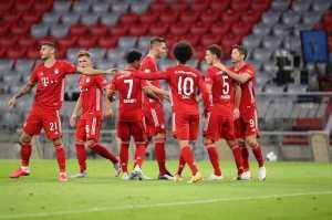 Bayern Bantai Schalke 8-0, Flick: Bukti Kami Siap untuk Musim Ini