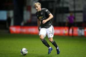 Man United Lawan Brighton, Ada Potensi Fernandes, Pogba, dan Van de Beek Jadi Starter