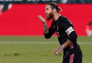 Ramos Puji Mentalitas Pemain Madrid Usai Taklukkan Betis 3-2