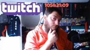 Gamer Ini Pecahkan Rekor Live Streaming 1.000 Jam di Twitch