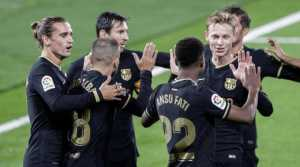 Koeman Girang Barcelona Kalahkan Celta Vigo dengan 10 Pemain