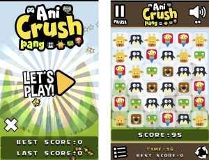 Game Ani Crush Pang Bisa Dimainkan di Aplikasi RCTI