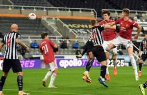 Man United Menang Telak 4-1 di Markas Newcastle