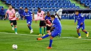 Barcelona Takluk 0-1 dari Getafe