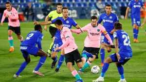 Hasil Liga Spanyol Semalam: Real Madrid dan Barcelona Sama-Sama Telan Kekalahan