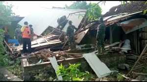 Angin Puting Beliung Terjang Kendal, 7 Rumah Rusak