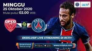 Live Streaming Lazio vs Bologna dan PSG vs Dijon Dapat Disaksikan di RCTI