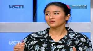 MasterChef Indonesia, Chef Renatta Moeloek Cantik Pakai Kemeja Floral