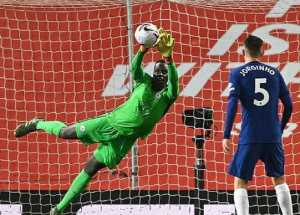 Jaga Gawang Chelsea Tak Kebobolan, Edouard Mendy Buat Lampard Tenang