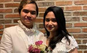 Mesranya Dul dan Tissa Biani Pakai Baju Pengantin, Ziva: Uwu Banget